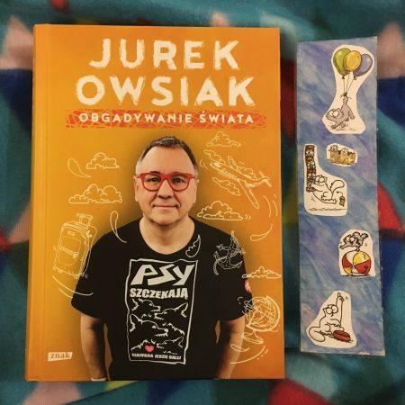 Obgadywanie świata, Owsiak, Czytaśka